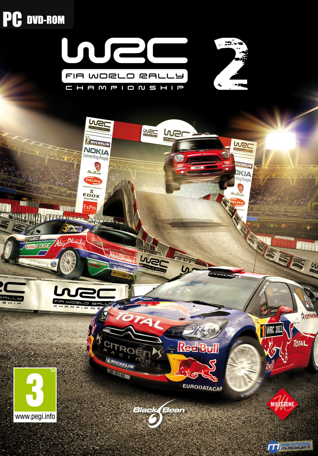 Скачать WRC FIA World Rally Championship Multi5 2011 без регистрации.