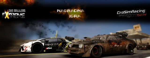 Gas Guzzlers Extreme nagradna igra
