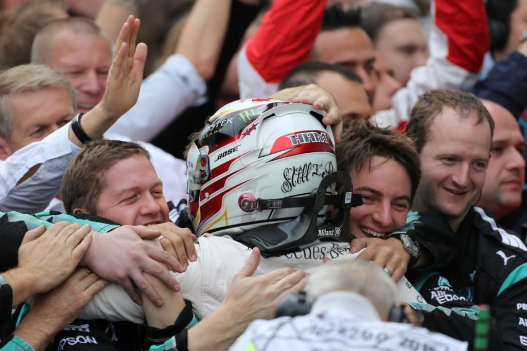 Formula One World Championship 2015, Round 15, Russian Grand Prix