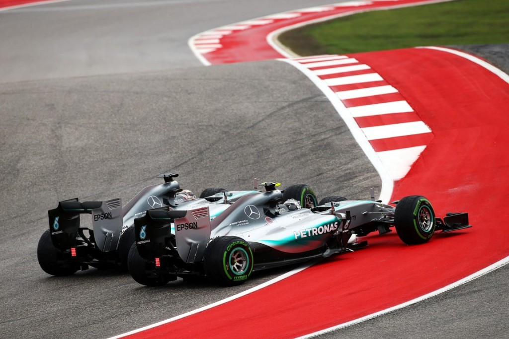 Formula One World Championship 2015, Round 16, United States Grand Prix