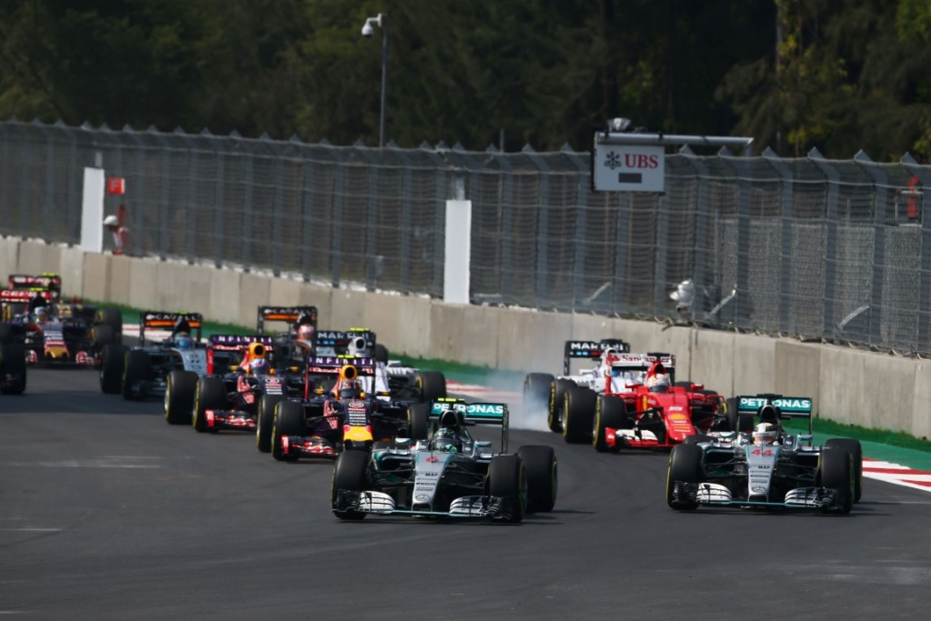 Formula One World Championship 2015, Round 17, Mexican Grand Prix