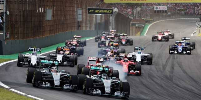Formula One World Championship 2015, Round 18, Brazilian Grand Prix