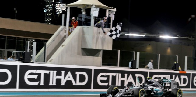 Formula One World Championship 2015, Round 18, Abu Dhabi Grand Prix