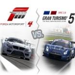 FM4 vs GT5