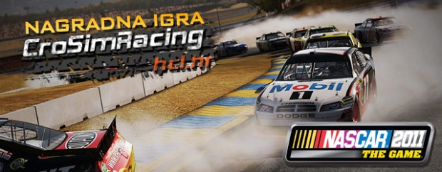 NASCAR 2011 The Game CroSimRacing nagradna igra