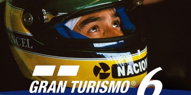 Ayrton Senna GT6