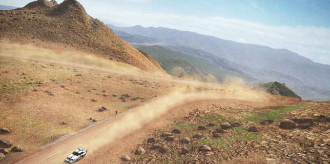 DiRT Rally Pikes Peak update 3