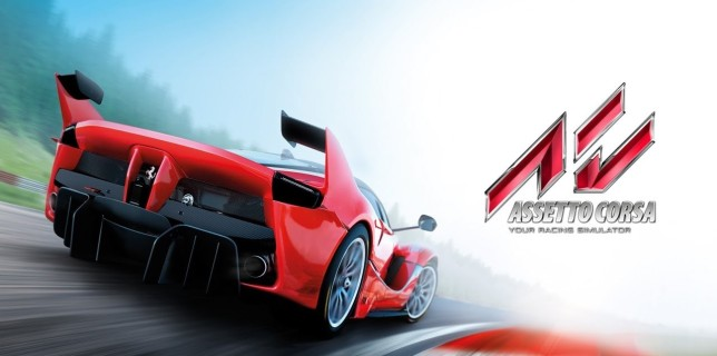 Assetto Corsa console header PS4 Xbox One