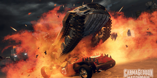 Carmageddon Max Damage screenshot23
